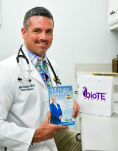 Matt Hodges, FNP-BC with BioTE Hormone Therapy Products