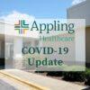 Appling Healthcare Suspends Hospital Visits